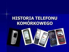 HISTORIA TELEFONU KOMÓRKOWEGO> Phone, Prehistory, Telephone, Mobile Phones