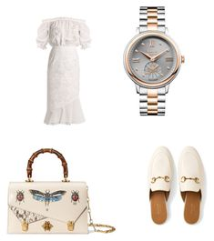 """Untitled #27"" by nokupeace on Polyvore featuring Saloni, Gucci and Vivienne Westwood"