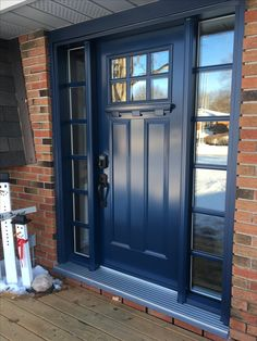 Victorian Shaker Door w/ Decorative Shelf Entry Doors, Garage Doors, Decorative Shelf, Shaker Doors, House Front, Lockers, Locker Storage, Victorian, Shelves