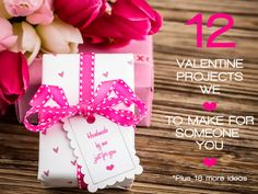 Very, Very Valentine-y: Pick A Project to ❤ | Sew4Home