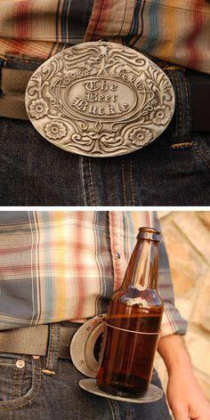Beer Buckle - amazing