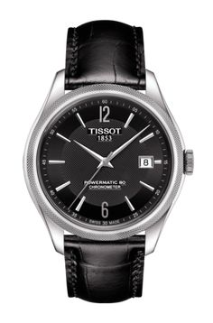 Tissot Ballade Powermatic 80 COSC | This dress watch is affordable enough for almost any budget.