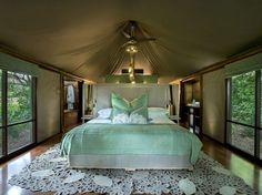 Indulge in the romance of a luxury safari under canvas at a chic and contemporary tented camp situated on the borders of the Kruger National Park. Ngala is a true safari experience. Camping Glamping, Luxury Camping, Kruger National Park, National Parks, Luxury Tents, Private Games, Game Reserve, African Safari, Lodges