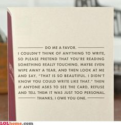 Present idea. i would so do this
