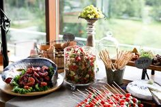 Buffet Party Food #party #food