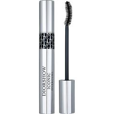 Dior Diorshow Iconic Overcurl mascara ($28) ❤ liked on Polyvore featuring beauty products, makeup, eye makeup, mascara, christian dior mascara and christian dior