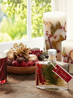 snow currant homescent collection  http://rstyle.me/n/ukkkipdpe