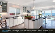 Is that a slide over cover for the microwave? | Jackson Remodeling & Design