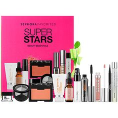 Sephora Favorites - Super Stars Beauty Essentials