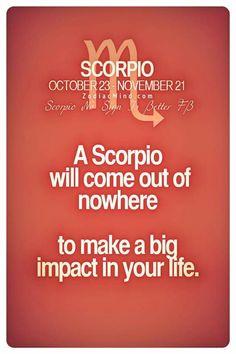 Zodiac Mind - Your source for Zodiac Facts Scorpio Star, Scorpio Zodiac Facts, Pisces And Scorpio, Scorpio Traits, Scorpio Girl, Libra Love, Zodiac Mind, Scorpio Signs, Aquarius