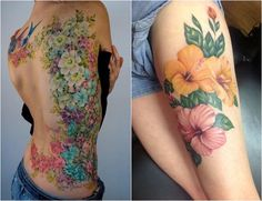 tatuagens-com-flores