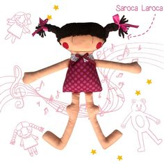 Rosebonbon Shop – Loja Online Your Child, Minnie Mouse, Colours, Fabric, Handmade, Crafts, Tejido, Tela, Hand Made