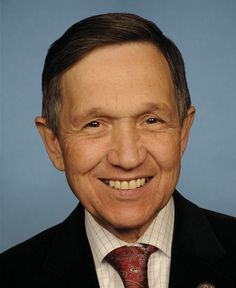 8/1/2017 OHIO: Dennis John Kucinich (D) B: 10/8/2946 is an American politician. A former US Representative from Ohio, serving 1997-2013, he was also a candidate for the Democratic nomination for President in the 2004 & 2008 Presidential elections. Wikipedia.
