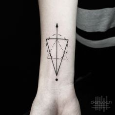 artwork for the body // tattoo // ink // art // design // skin // line // minimal // simple