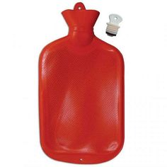 Hot Water Bottle - Perfect to cozy up too on cold winter nights!