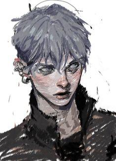 Pretty Art, Cute Art, Manga Art, Anime Art, Character Inspiration, Character Art, Poses References, Arte Sketchbook, Wow Art