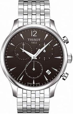 T063.617.11.067.00, T0636171106700, Tissot tradition watch, mens