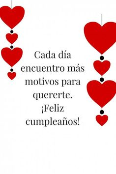 Hug Quotes, Life Quotes, Happy Birthday In Spanish, Happy Birthday Wishes Cards, Feelings Words, Happy B Day, Love Messages, Birthday Quotes, It's Your Birthday