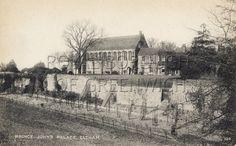 Eltham Palace 1910