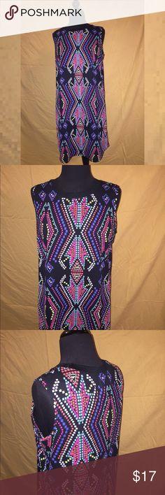 Xhilaration Swing Dress Super cute dress. I just don't wear it often. Xhilaration Dresses Midi