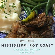 Mississippi Pot Roas