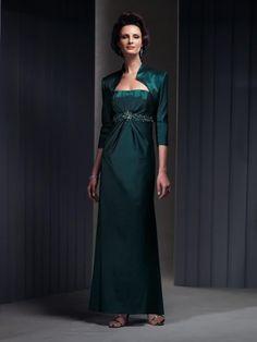 #Mother of the #Bridal #Dress, #Bride's Mom Dress #Wedding. Boda elegante. Elegant wedding.