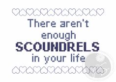 Han Scoundrel quote | Pixystitches