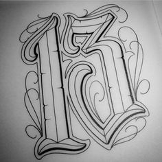 Tattoo Lettering Styles, Chicano Lettering, Graffiti Lettering Fonts, Lettering Design, Hand Lettering, Graffiti Words, Graffiti Alphabet, Tattoo Outline Drawing, Tattoo Fonts Alphabet