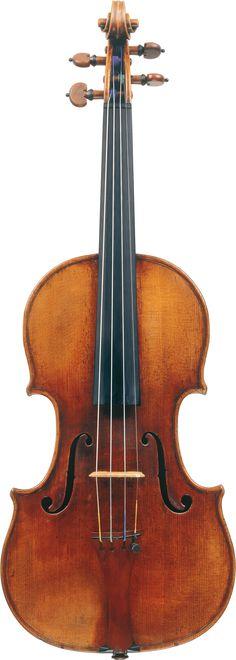 1736 Carlo Bergonzi Violin ex-Segelman  from The Four Centuries Gallery