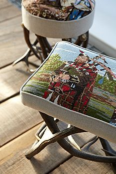 Needlepoint Furniture