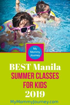 It's summer! Keep your kids entertained or let them learn a new skill. Enroll in summer classes for kids this 2019!