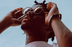 More support than pressure: The 405 meets Smino