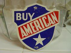 Buy American Made! I Love America, God Bless America, Made In America, American Spirit, American Pride, American Flag, American Beer, American Symbols, Let Freedom Ring