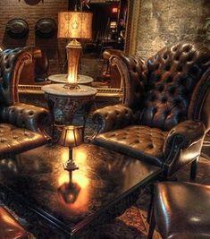 "Chamberlyne's '""Bruce Wayne"" Chair"