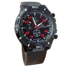 2.00$  Buy here - http://ali77i.shopchina.info/go.php?t=32806782913 - Saat Erkekler Men's Watch Casual Business Quartz Military Wrist Men's Watches Sport Digital Silicone Men Watch Clock Horloge 2.00$ #buymethat