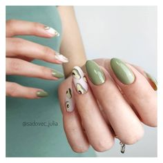 What Christmas manicure to choose for a festive mood - My Nails Nails Ideias, Taupe Nails, Teen Nails, Cute Spring Nails, American Nails, Minimalist Nails, Oval Nails, Instagram Nails, Dream Nails