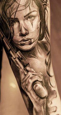 Tattii Artist - Jun Cha | Tattoo No. 4412