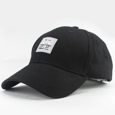 Hot Summer Police Car Square Labelling Embellished Women's Baseball Hat #men, #hats, #watches, #belts, #fashion, #style