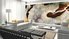 Agate wallpaper by Black Crow studios