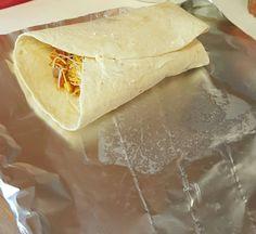 K's Meatless Burrito Mexicano