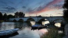 Richmond, Surrey - my old neighbourhood...