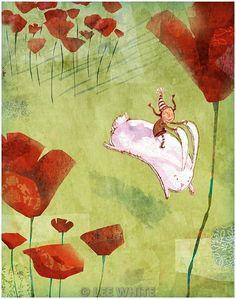 springtime rabbit (Lee White)