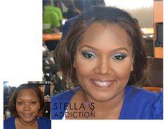 Stella's Addiction: Work Ebele's Makeover