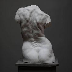 Human Sculpture, Sculpture Clay, Abstract Sculpture, Metal Sculptures, Bronze Sculpture, Sculpture Rodin, Florence Academy Of Art, Florence Art, Anatomy Sculpture