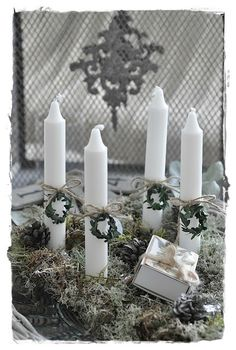 Next year's Advent wreath