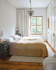 contemporary white interior