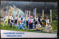 2° Trofeo Internazionale MASTER SKI JUMP – ITALIA – PREDAZZO