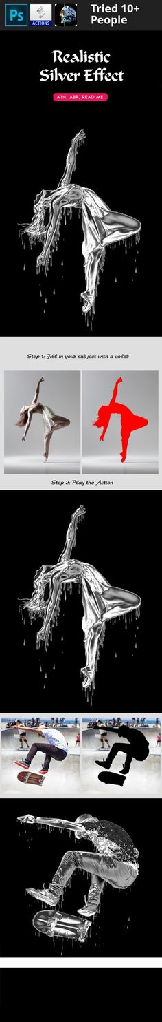 abstract, action, bronze, chrome, dripping, gold, golden, greator, iron, medal, metal, metalic, olimpic, photo effect, photography, photoshop, professional, realistic, shiny, silver, slime, sport Cup, statue, style, template, texture, trend, trending Including ATN, ABR, with Read me file. Easy to use and editable effect. Amazing result. If you want to add dripping silver. You can do it by dripping brushes. For the best results, it is recommended to use high resolution photos in the range…