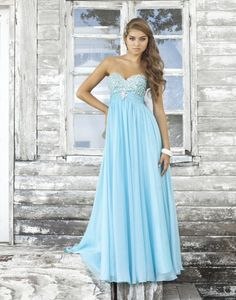 b4a5d658d4b  BlushProm 9343 light blue prom dress  promdress  FormalApproach  prom Prom  Dresses Blue
