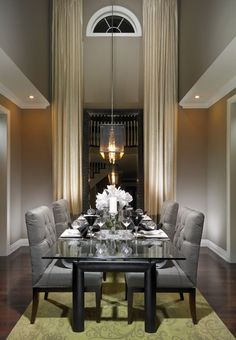 Sophisticated Luxury charisma design